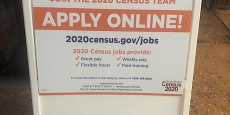 2020 Census Job Information Session tickets