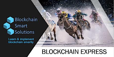 Blockchain Express Webinar   Muscat tickets