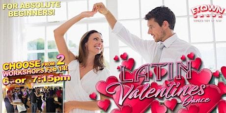 SALSA VALENTINE'S DANCE WORKSHOP tickets