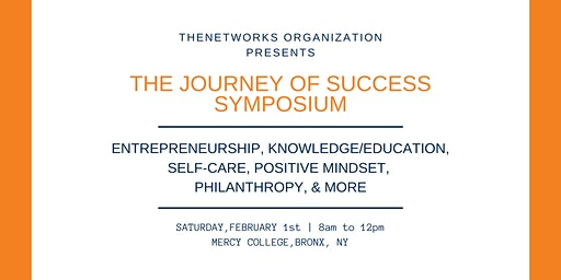 The Journey of Success Symposium - Bronx