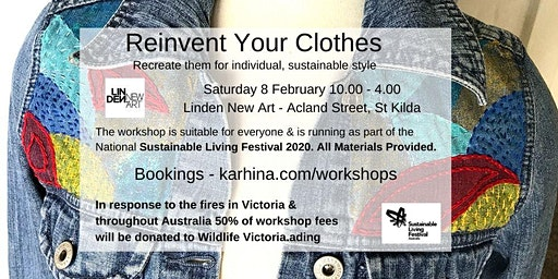 Reinvent Your Clothes