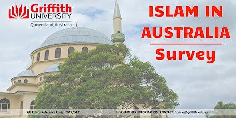 Islam in Australia Survey Results! Presentation & Focus Group (Brisbane #2) tickets