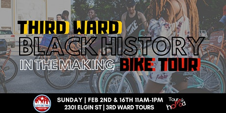 Black History in the Making Bike Tour tickets