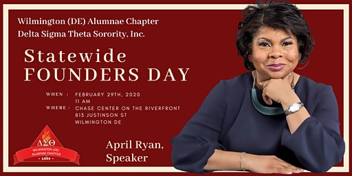 Delaware Statewide Founders Day Luncheon
