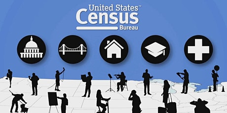 January Speaker's series will be on the 2020 Census tickets