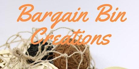 Bargain Bin Creations tickets