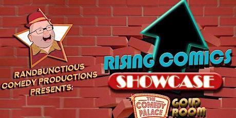 Rising Comics Showcase tickets