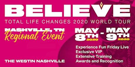 TLC's 2020 Believe Tour Nashville tickets