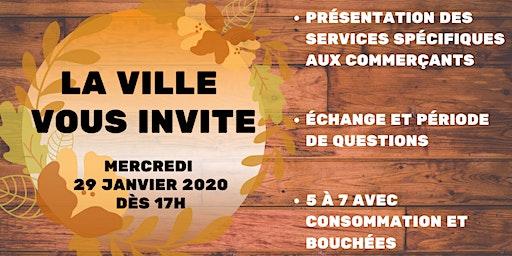 Ville de Ste-Catherine-de-la-Jacques-Cartier - Rôles et implications