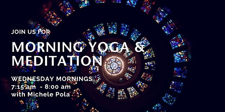Free Wednesday Morning Yoga Flow at Mindful Being tickets