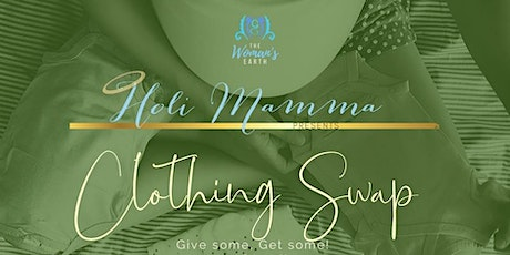 Clothing Swap for Mammas tickets