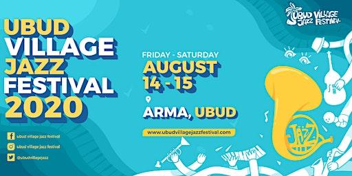 Ubud Village Jazz Festival 2020