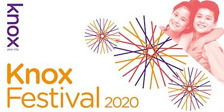 Knox Festival 2020 tickets