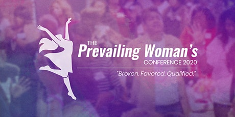 The Prevailing Woman's Conference 2020 tickets