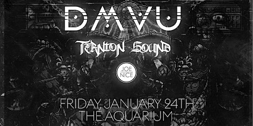 DMVU, Ternion Sound & Joe nice