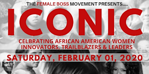 ICONIC African American Women's History Event
