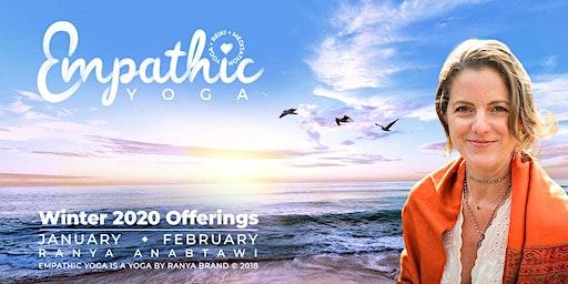 Yoga by Ranya Cultivating Empathy: Restorative Yoga Workshop