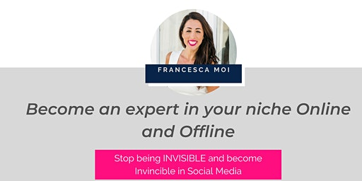 Social Media Half Day Workshop: Become an Expert, go from Invisible to Invincible - Brisbane!