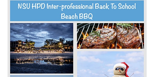 HPD Interprofessional Back To School Beach BBQ