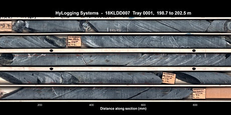 Structural Logging of Drillcore Workshop tickets