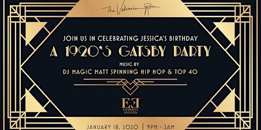 1920's Gastby Party - Jessica's Birthday