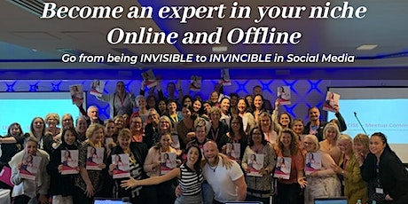 Social Media Half Day Workshop: Become an Expert, go from Invisible to Invincible - Gold Coast! tickets