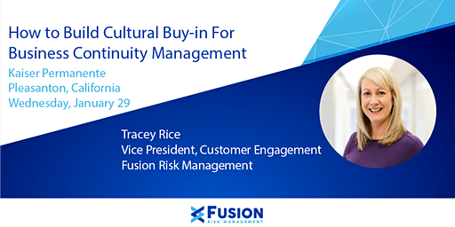 Learn how to build an effective Business Continuity Program.