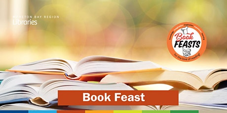 CANCELLED - Book Feast - CRIME & SUSPENSE - Strathpine Library tickets