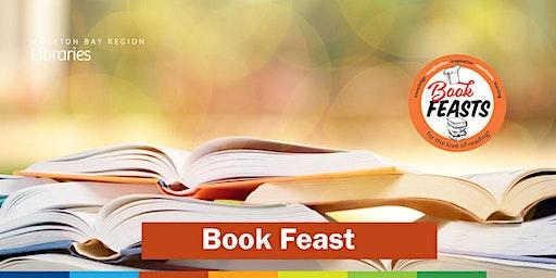 Book Feast - CRIME & SUSPENSE- Strathpine Library