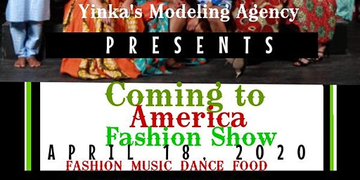Yinka's Modeling Agency Fashion Show