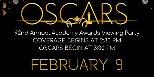 The Oscars - Viewing Party @ The Chehalis Theater