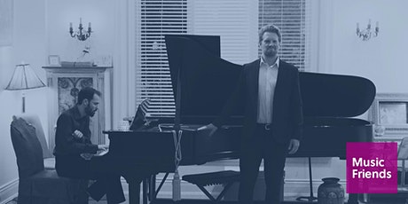 "German Art Song House Concert: Schumann's Dichterliebe (""A Poet's Love"") tickets"