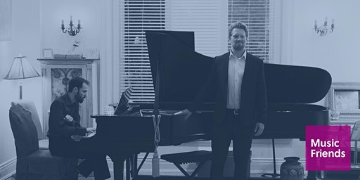 "German Art Song House Concert: Schumann's Dichterliebe (""A Poet's Love"")"