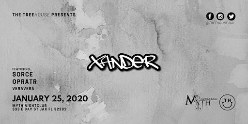 The TreeHOUSE Presents: Xander at Myth   01.25.20