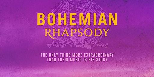 Movies by Moonlight - Bohemian Rhapsody