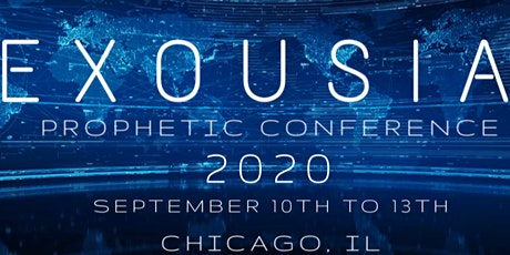 Exousia Prophetic Conference 2020 tickets