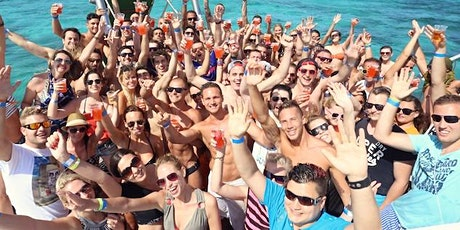 Miami Party Boat | All Inclusive Party Package tickets