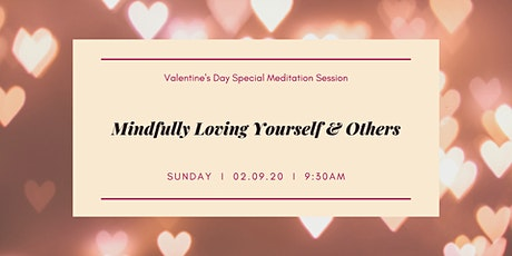 Mindfully Loving Yourself and Others tickets