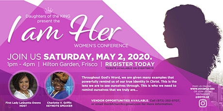 I am HER Women's Conference tickets