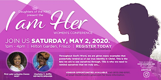 I am HER Women's Conference
