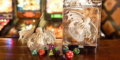 The Star Spawn of Cthulhu - Paints & Pints tickets