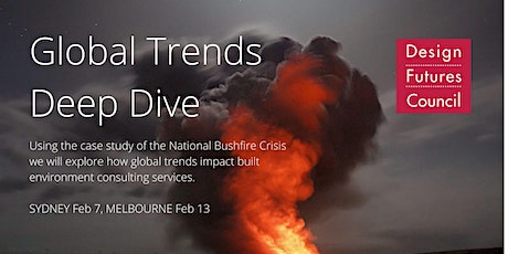 Action Forum: Deep Dive into Global Trends - Melbourne   tickets