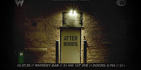 WLE Presents: After Hours tickets
