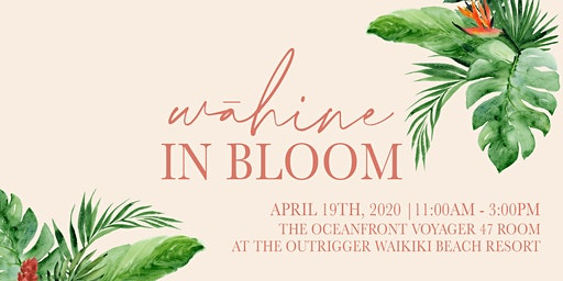 Wāhine in Bloom