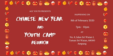 Chinese New Year + Youth Camp Reunion: Potluck Dinner tickets
