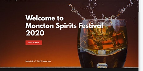 MONCTON SPIRITS FESTIVAL billets