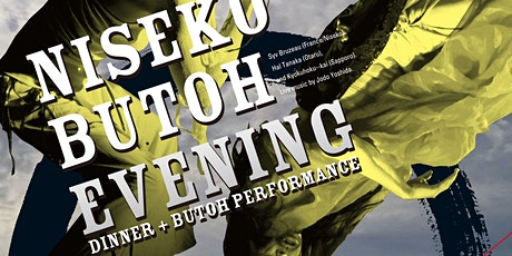 Niseko Butoh Evening tickets