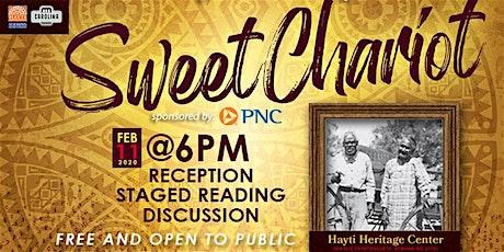 Carolina Theatre & Hayti present SWEET CHARIOT tickets
