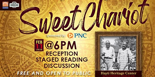Carolina Theatre & Hayti present SWEET CHARIOT
