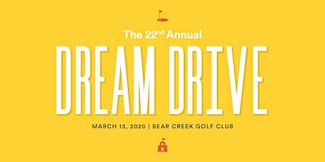 2020 DSVC DREAM Drive tickets